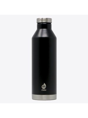Mizu V8 Thermos Flask Black 750ml