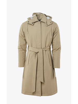 Rains W Trench Coat Beige