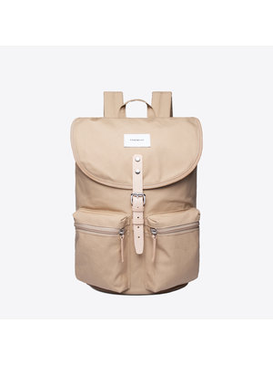 Sandqvist Roald Backpack Beige