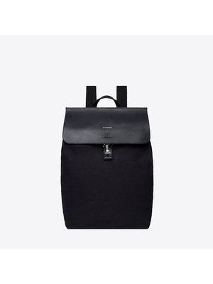 Sandqvist Alva Metal Hook Black Backpack