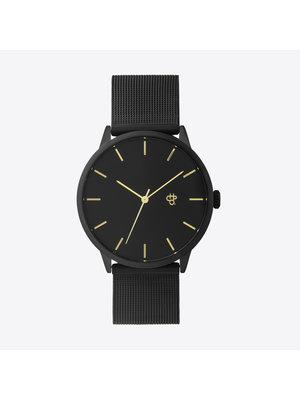 CHPO Nando Black Gold Horloge