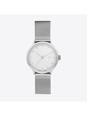 CHPO Nando Mini Silver Horloge