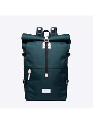 Sandqvist Bernt Dark Green Backpack