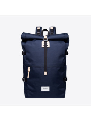Sandqvist Bernt Navy Backpack
