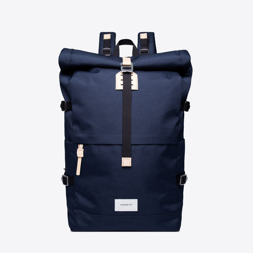 Sandqvist Bernt Backpack Navy