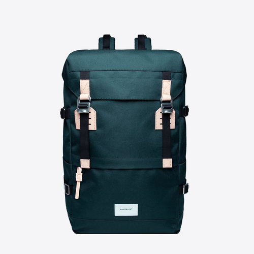 Sandqvist Harald Backpack Dark Green
