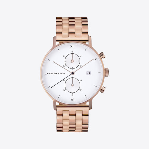 Kapten and Son Chrono Small Steel