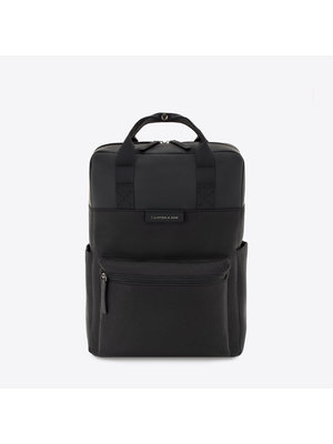 Kapten and Son Bergen Backpack All Black