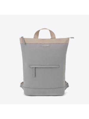 Kapten and Son Umea Sand Grey Backpack