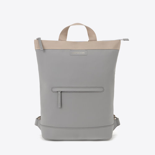 Kapten and Son Umea Rugzak Sand Grey