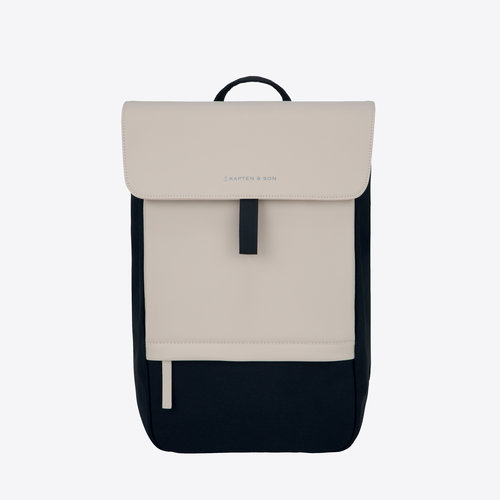 Kapten and Son Fyn Backpack Cream Black