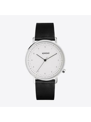 Komono Lewis Black Horloge