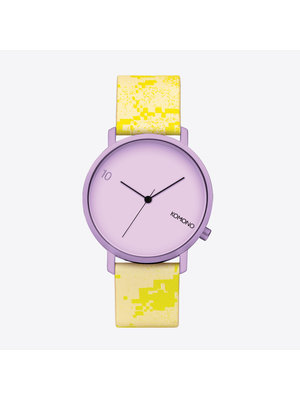 Komono Lewis 10 Year Camo Horloge