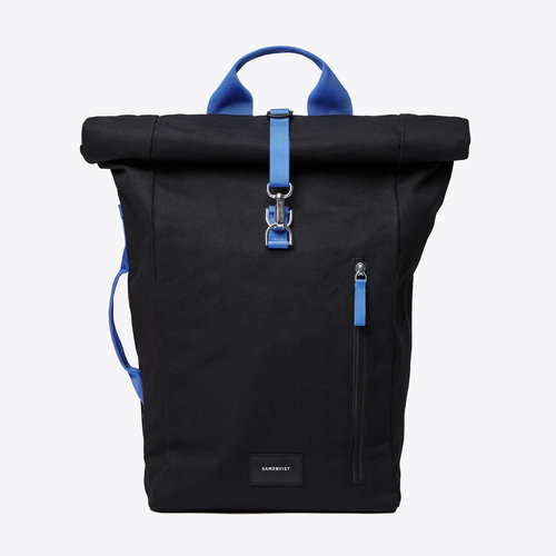 Sandqvist Dante Vegan Backpack Black