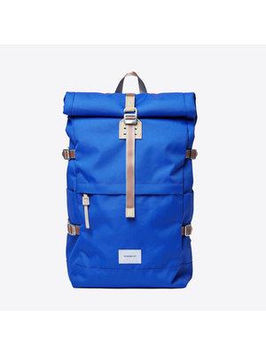 Sandqvist Bernt Bright Blue Backpack