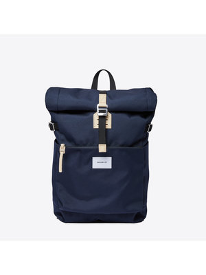 Sandqvist Ilon Navy Backpack