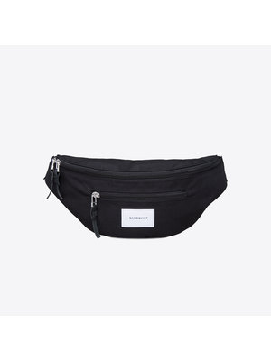 Sandqvist Aste Bum Bag Black