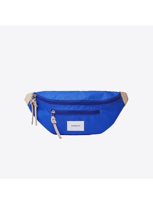Sandqvist Aste Bum Bag Bright Blue