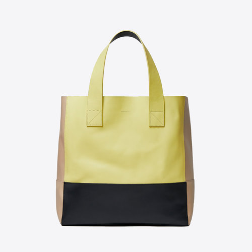 Sandqvist Iris Shoulder Bag Lemon