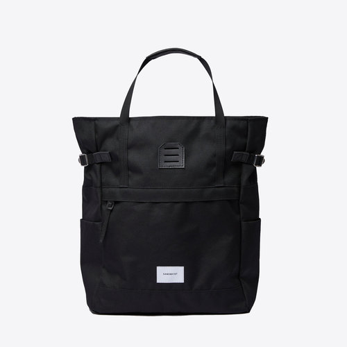 Sandqvist Roger Black Backpack