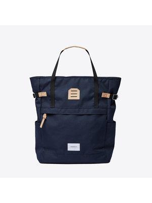 Sandqvist Roger Navy Backpack