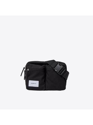 Sandqvist Paul Black Bum Bag