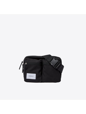 Sandqvist Paul Bum Bag Black