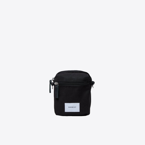Sandqvist Sixten Bum Bag Black
