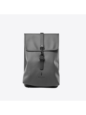 Rains Rucksack Charcoal Backpack