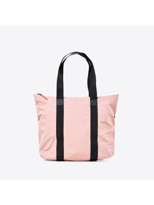 Rains Tote Bag Rush Coral