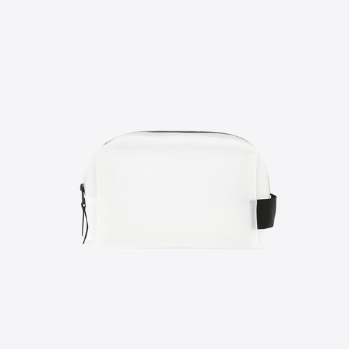Rains Wash Bag Foggy White
