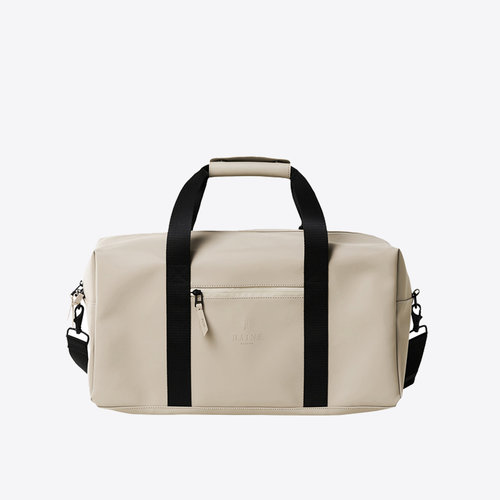 Rains Gym Bag Beige