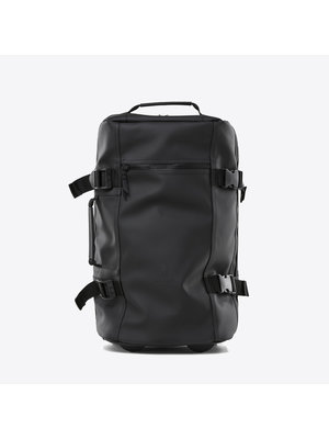 Rains Travel Bag Small Black