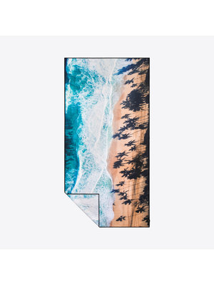 Slowtide Travel Towel Cast
