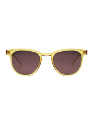 Komono Francis Yellow Sunglasses