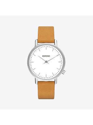 Komono Harlow Natural Horloge