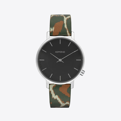 Komono Harlow Animal Green