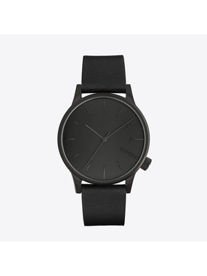 Komono Winston Regal All Black Watch