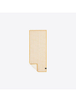 Slowtide Clive Mustard Hand Towel