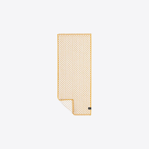 Slowtide Hand Towel Clive Mustard