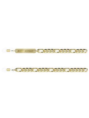 Komono Sonic Gold Sunglasses cord