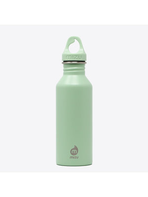 Mizu M5 Drinking Bottle Sea Glass 500ml