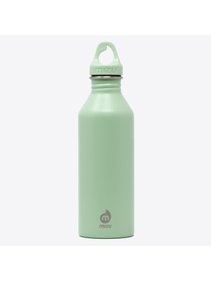 Mizu M8 Drinking Bottle Sea Glass 800ml