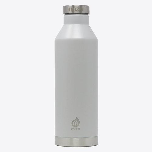 Mizu V8 Thermos Flask Light Grey 750ml