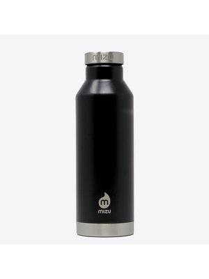 Mizu V6 Black Thermos Bottle 560ml