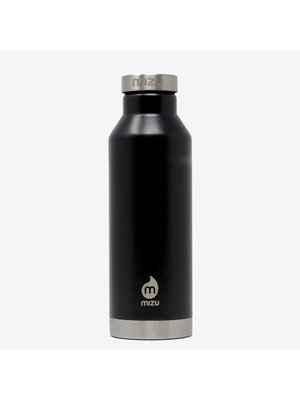 Mizu V6 Thermosfles Zwart 560ml