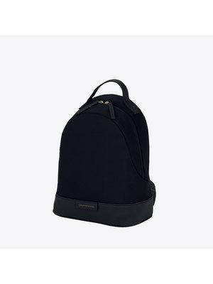 Kapten and Son Alesund All Black Backpack