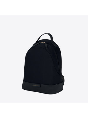 Kapten and Son Alesund Backpack All Black