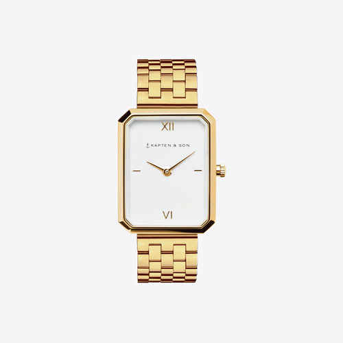 Kapten and Son Grace Gold Steel