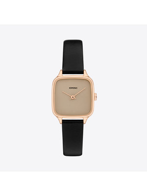 Komono Kate Black Rose Horloge